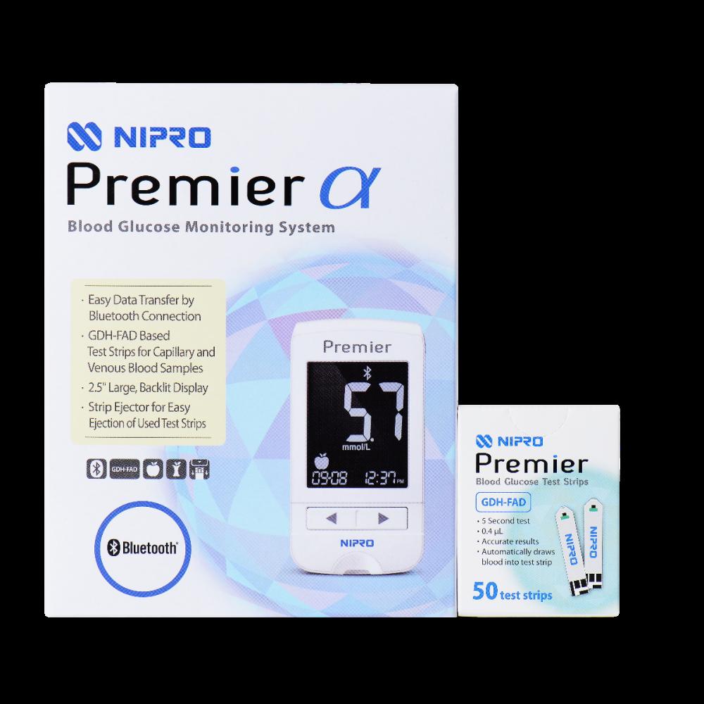 Premier Alpha Meter Kit