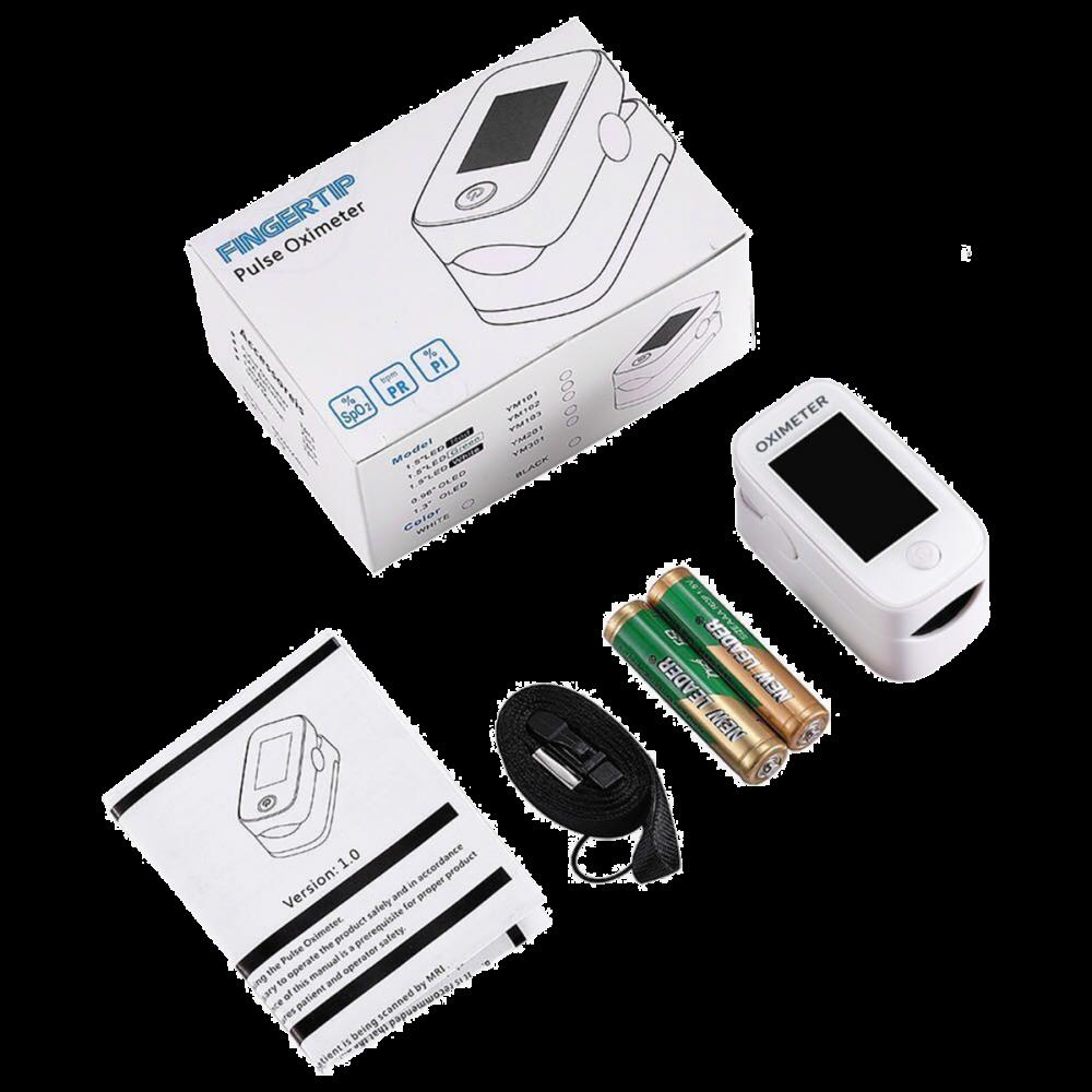 SONOSAT-F02T Fingertip Pulse Oximeter