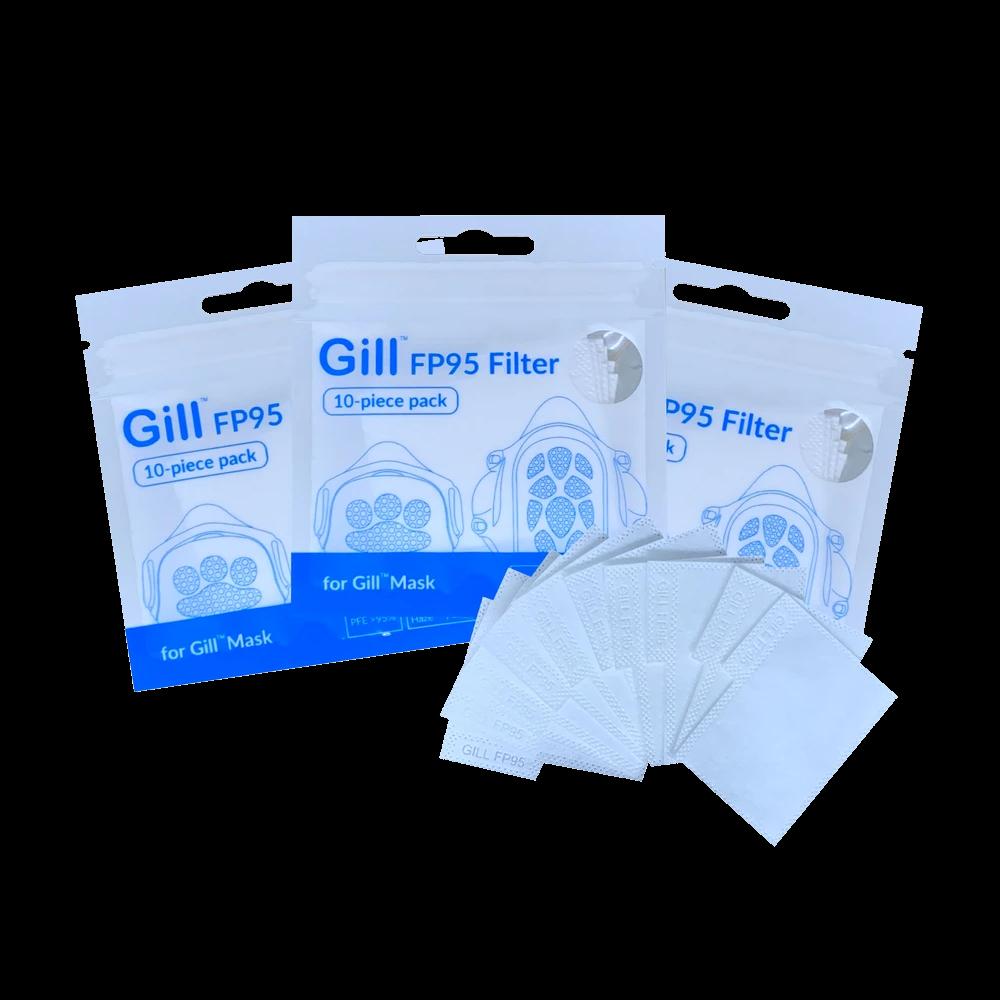 3-pack Gill FP95 Filter