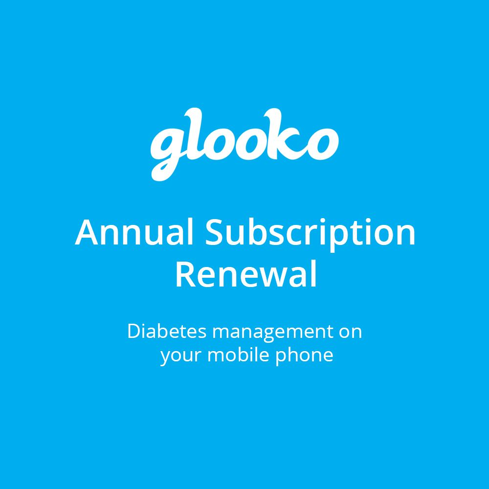 Glooko Annual Subscription