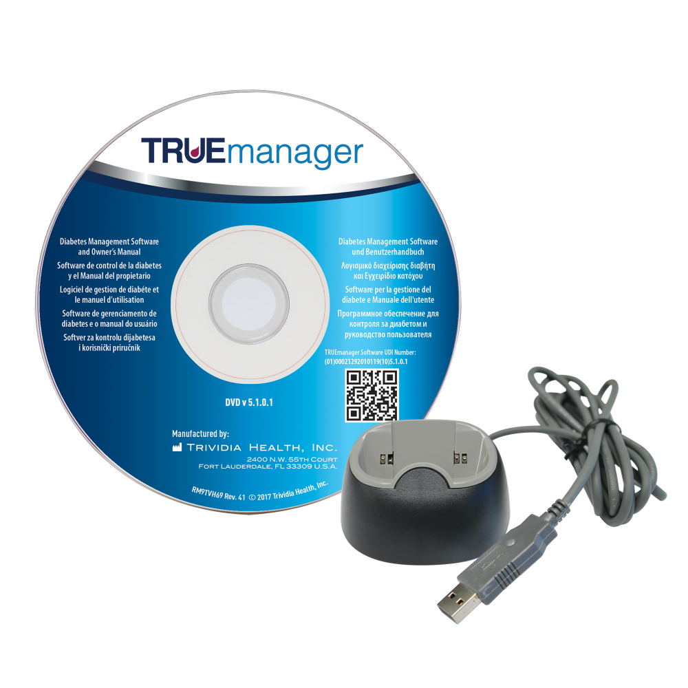 TRUEmanager Diabetes Management System