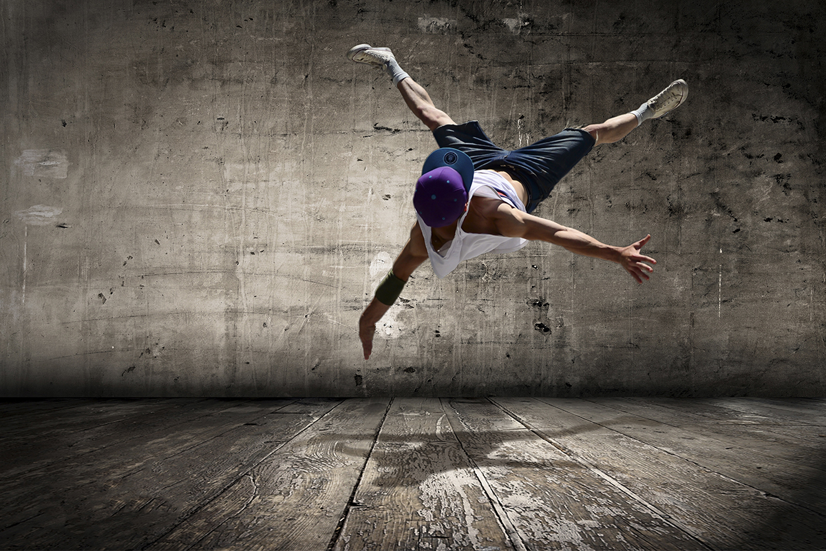 Dancer changes his lifestyle after being diagnosed with diabetes