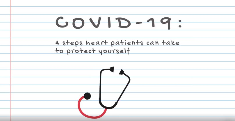 Covid-19: 4 tips for heart patients to protect yourselves