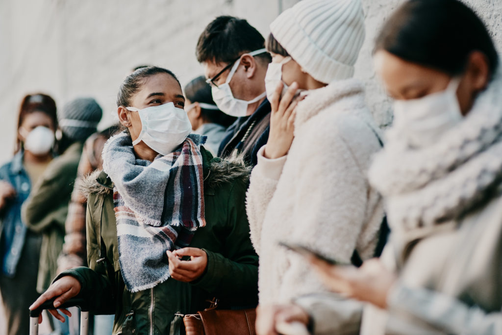 5 reasons to wear a mask even after you're vaccinated - Published in PBS January 15, 2021