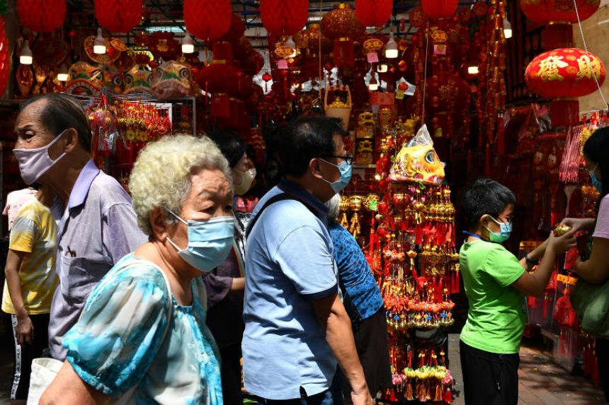 Planning CNY visits? Choose a good mask to guard against more infectious Covid-19 strains - Published in The Straits Times January 28, 2021