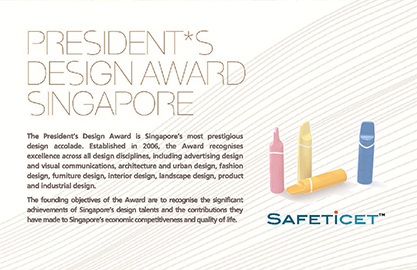 SAFETiCET Accolades