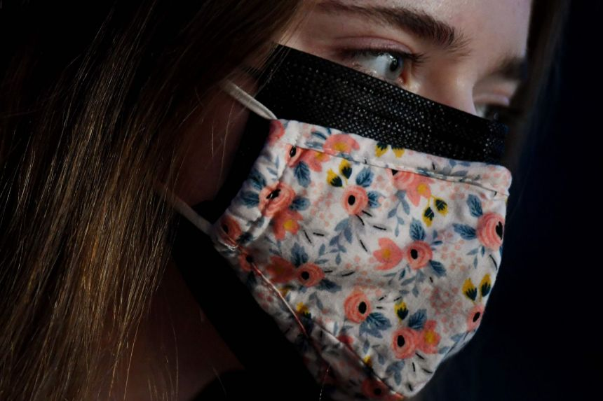 Wearing two masks or snug fit reduces Covid-19 spread, US study shows - Published in The Straits Times February, 11 2011